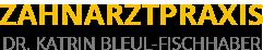 Zahnarztpraxis Dr. Katrin Bleul-Fischhaber Logo